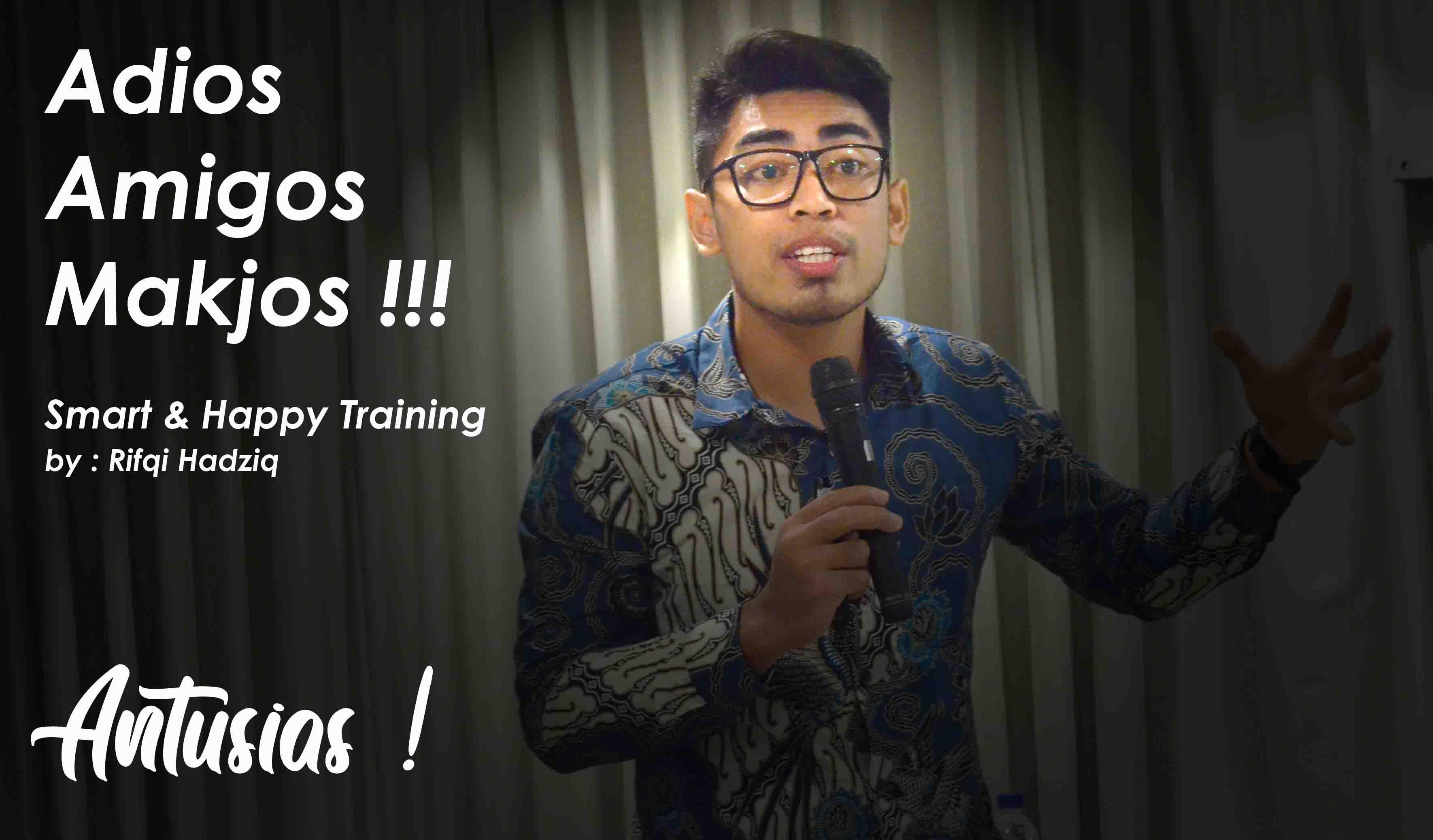 motivator indonesia, rifqi hadziq, motivator sales indonesia