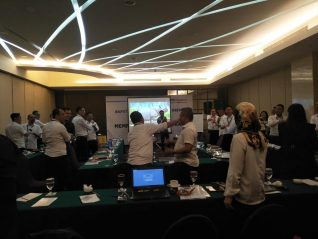 kegiatan training motivasi rifqi hadziq