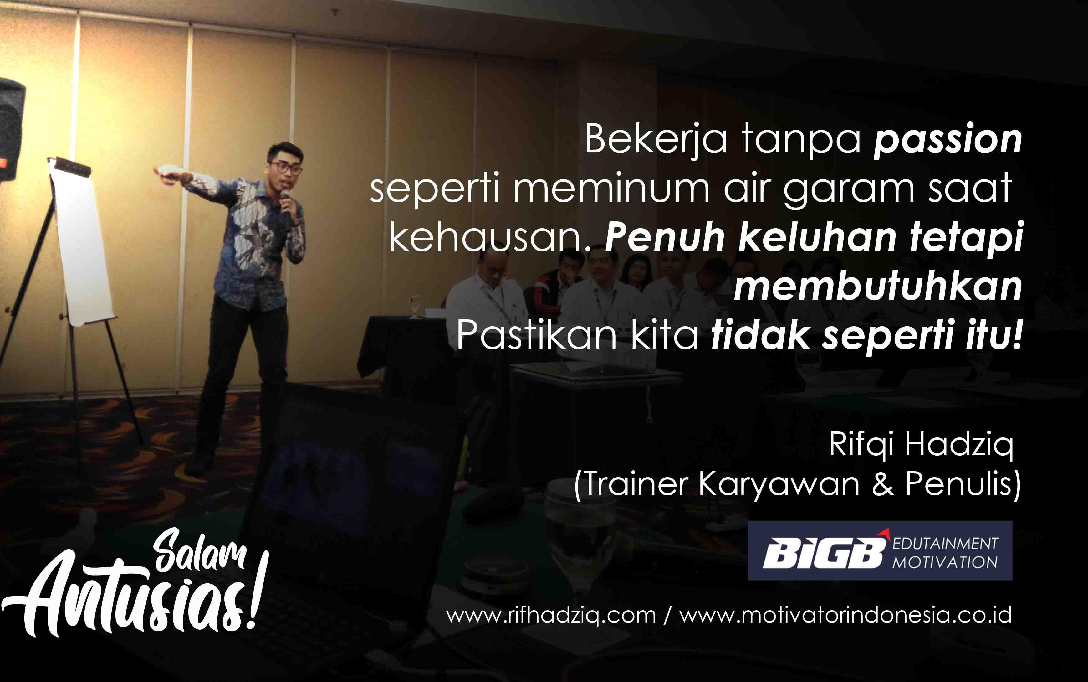 Motivator Kendari No.1, pembicara kendari, pembicara motivasi kendari, trainer kendari,