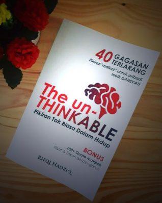 buku The Unthinkable