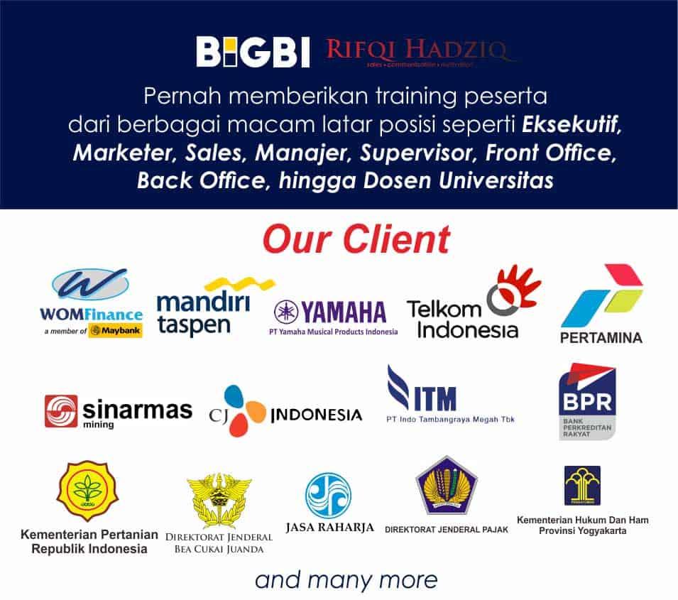 portofolio motivator indonesia