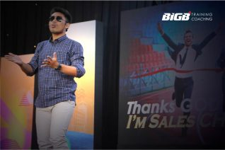 motivator indonesia, motivator sales indonesia, trainer sales indonesia, rifqi hadziq, bigbi training