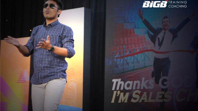 motivator indonesia, motivator sales indonesia, trainer sales indonesia, rifqi hadziq, bigbi training