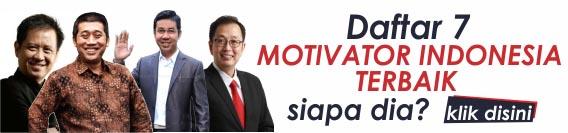 motivator indonesia, motivator terbaik indonesia, motivator indonesia terbaik, daftar motivator terbaik indonesia, rifqi hadziq, ippho santosa, jamil azzaini, james gwee, andrie wongso, tung desem waringin