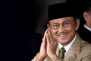 Belajar Kesetiaan Dengan Eyang BJ Habibie, eyang habibie, motivator indonesia