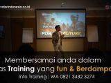 Training Pelatihan Motivasi Kerja Karyawan Paling Jos !